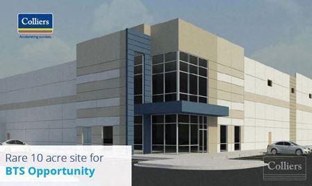 10.1 Acre Site Available for BTS development in Des Plaines - Des Plaines