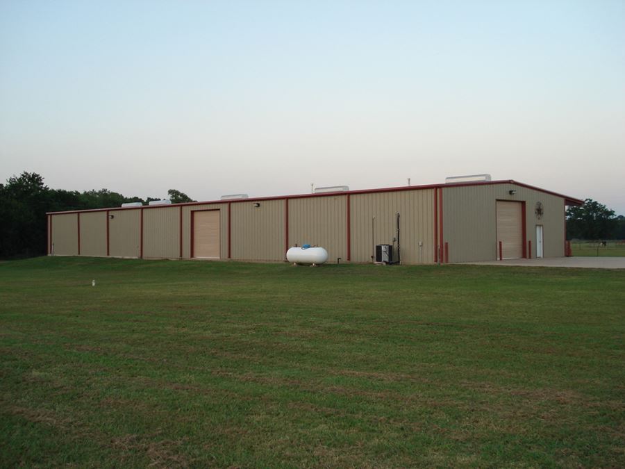 6,000 SF OFFICE / WAREHOUSE SPACE FOR LEASE IN PATTISON