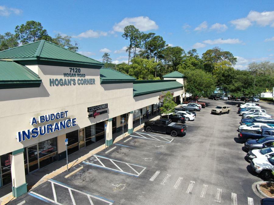 Hogan's Corner Shopping Center