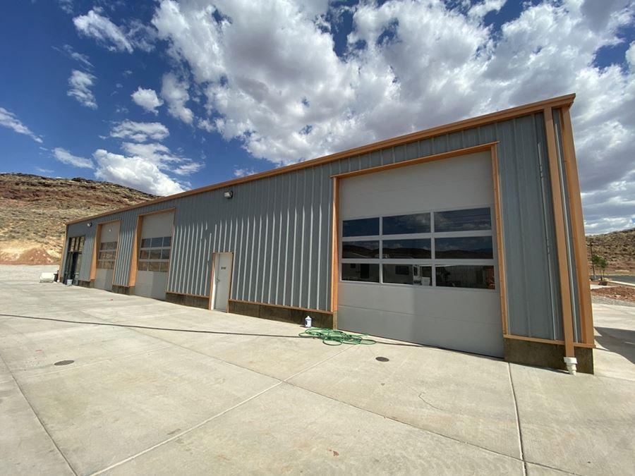 Cedar City Industrial Building