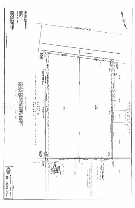 4-Acre  I69E Retail Lot