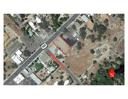 ±0.46 Acres of Vacant Land Available in Springville, CA - Springville