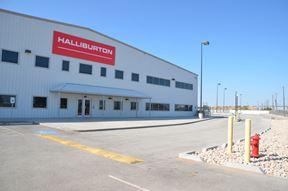 Halliburton Industrial Campus on 9.293 AC - Odessa