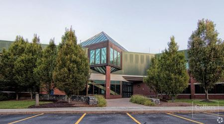 Office and Flex Space Available in Myles Standish Park - Taunton