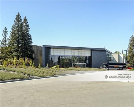 Stanford Research Park - 3000 Hanover Street - Palo Alto