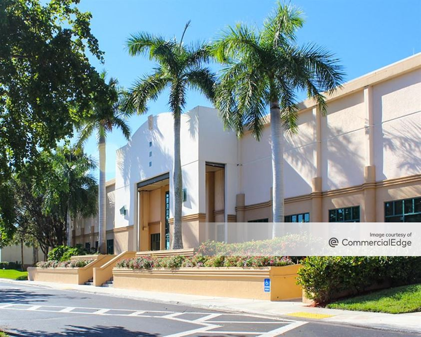 The Corporate Park of Coral Springs - 4000 Coral Ridge Drive
