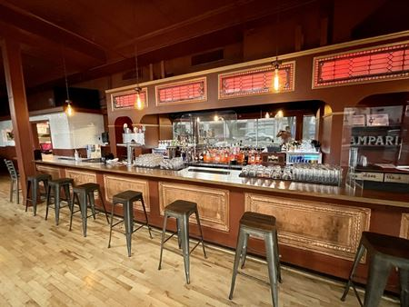 Downtown Portland Restaurant Lease Opportunity - Portland