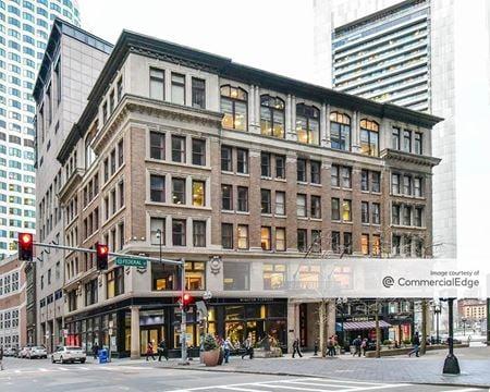 The Weld Building - Boston