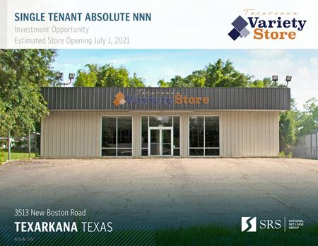 Texarkana, TX - Texarkana Variety Store - Texarkana
