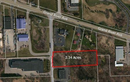 2.34 Acres Haas Road - Lyon Township