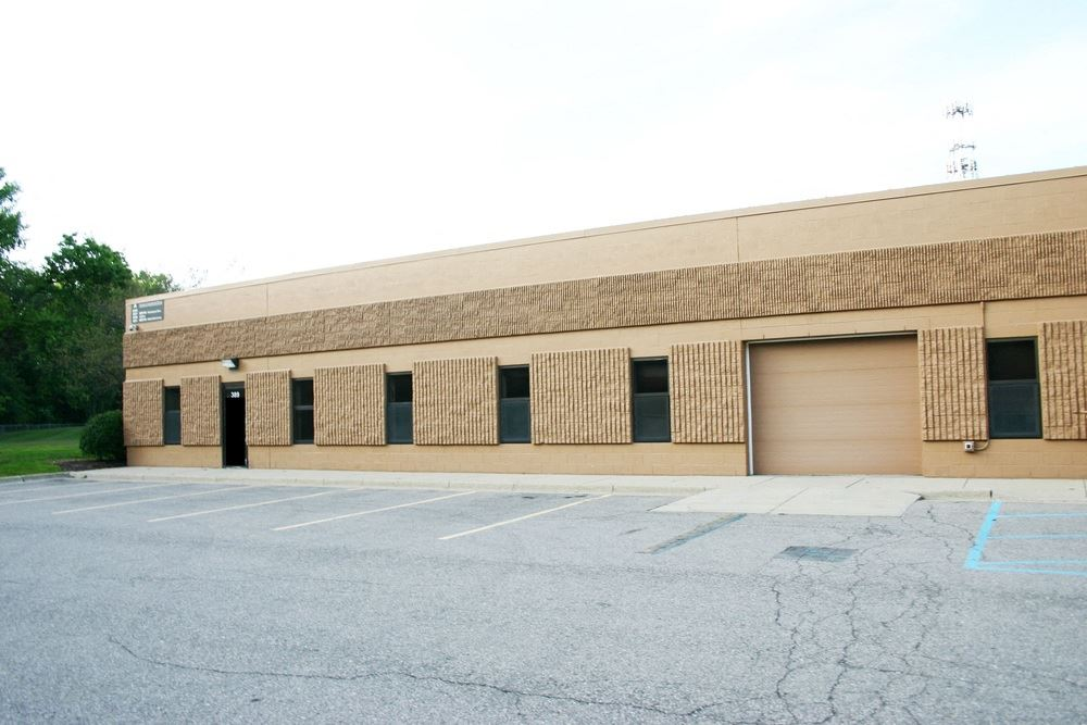 Ypsilanti Office Space for Lease - Airport Industrial Center