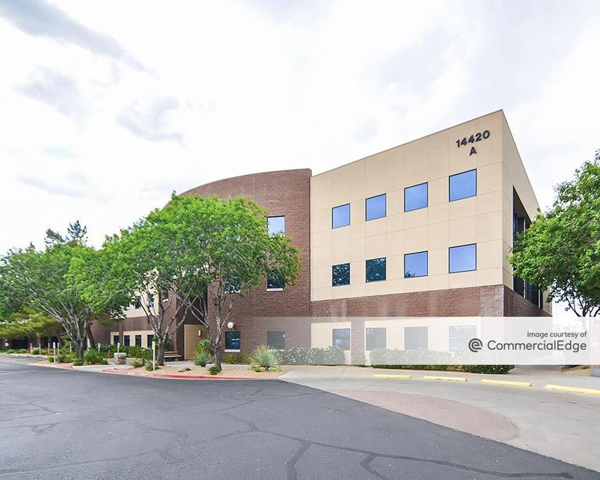 Del Webb Medical Plaza A