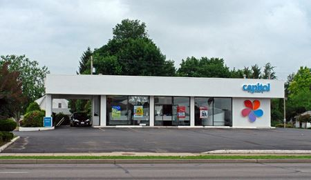 Springfield Ohio Corner Location - Springfield