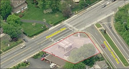 Retail/Office Bldg. - Intersection of Rt. 13 & Phila. Pike - Claymont