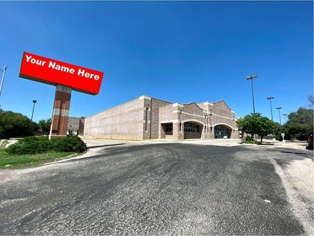 Big Box Retail on I-40 - Amarillo