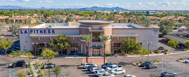 Former LA Fitness Box for Lease in North Glendale AZ