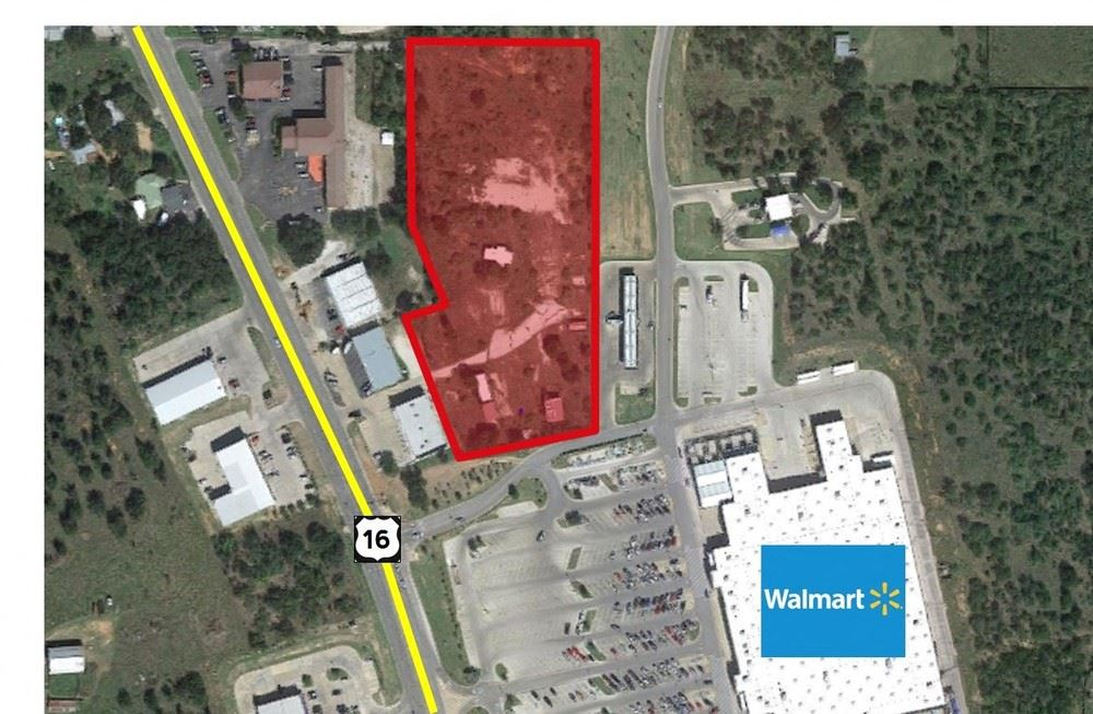 4.81 AC of Commercial Land