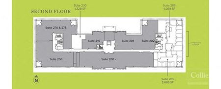 Two-Story Garden Office Building for Lease in Mesa - Mesa