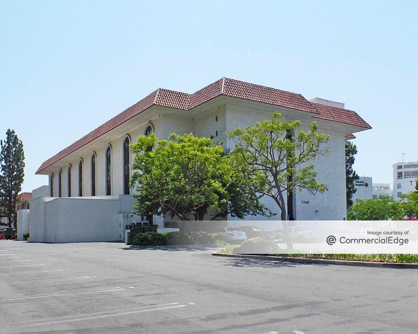 Mission Hospital Medical Office Buildings I, II & III