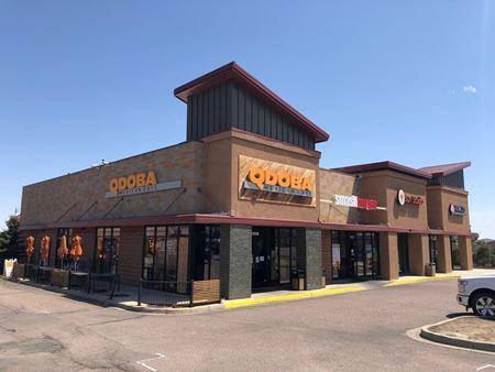 Springs Ranch Shopping Center - Colorado Springs