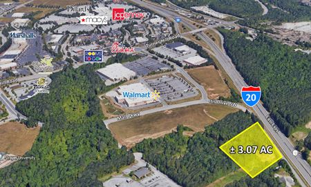 Industrial Parcel Near Stonecrest Mall | ± 3.07 Acres - Lithonia