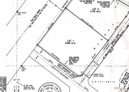 Lot 1 Elk Vale Rd - Rapid City