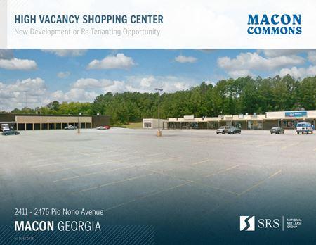 Macon, GA - Macon Commons - Macon