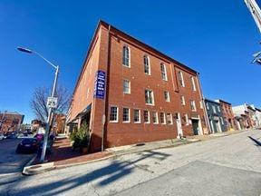 10 W Eager Street - Baltimore