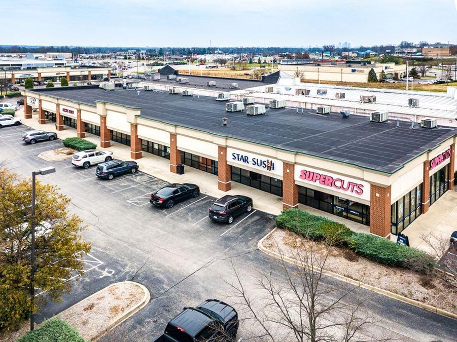 Meijer-Shadowed Retail Centers