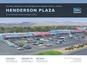 Henderson Plaza - Henderson
