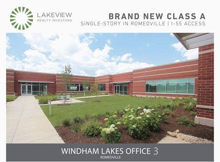 Windham Lakes Office 3 - Romeoville