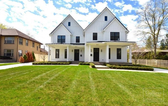 For Sale > 2-Unit Luxury Townhome