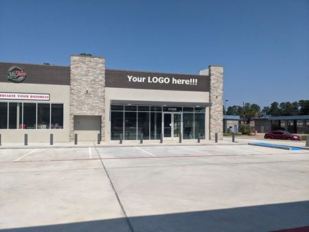 +/- 1,200 SF Class A Retail Space on Loop 494 near the Grand Parkway - New Caney