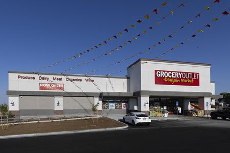 Grocery Outlet - Taft