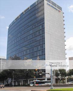 Fannin Bank Building - Houston