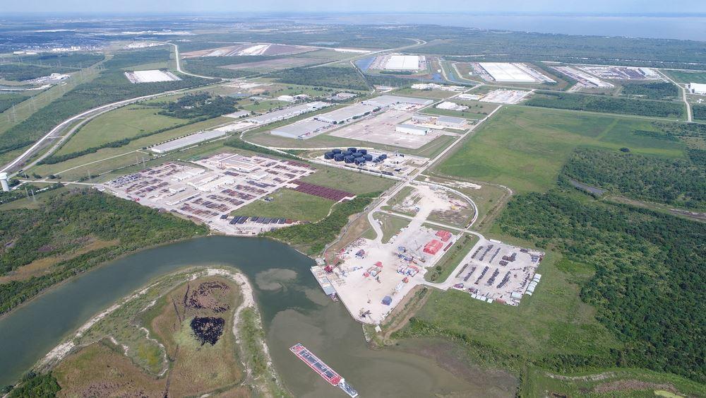 TGS Cedar Port Industrial Park