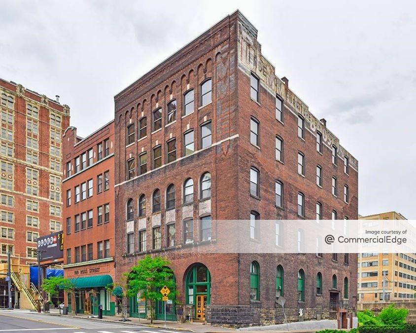 100 Ross Street