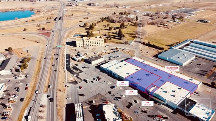 Great Retail Spaces for Lease in Burley Crossing