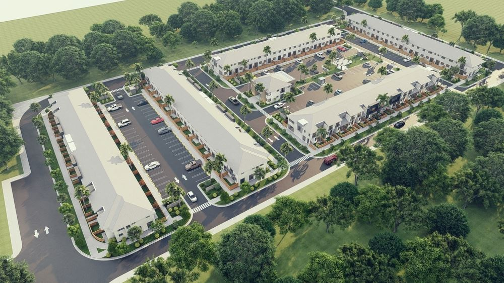 Proposed Multifamily Development Site on 5 AC