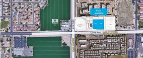 Retail Pads and Shop Space Development for Lease in Peoria Arizona - Peoria
