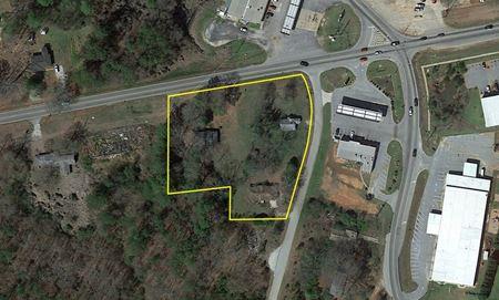 Commercial Development Site - Covington
