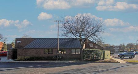 Woodland Square Office Center - Buildings I - IV - Elk Grove Village