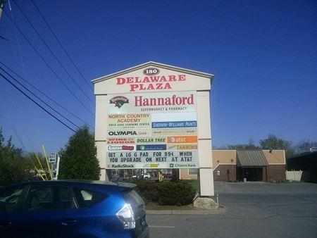 Delaware Plaza - Delmar