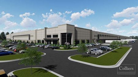 Kings Logistics Center   658,000± SF Cross Dock Warehouse - Fort Pierce