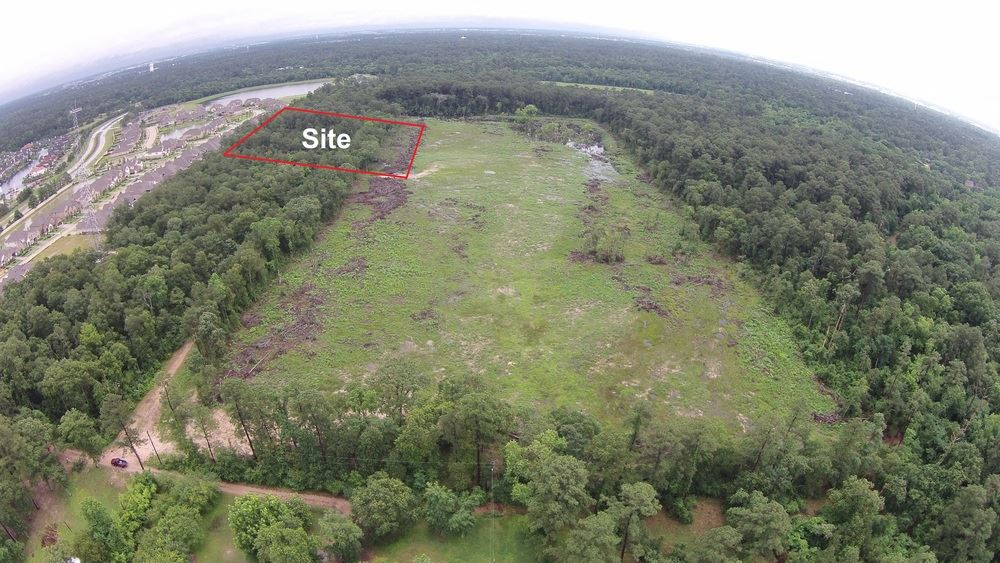 +/- 3.125 Acres of Land on Pine Drive near North Eldridge Parkway