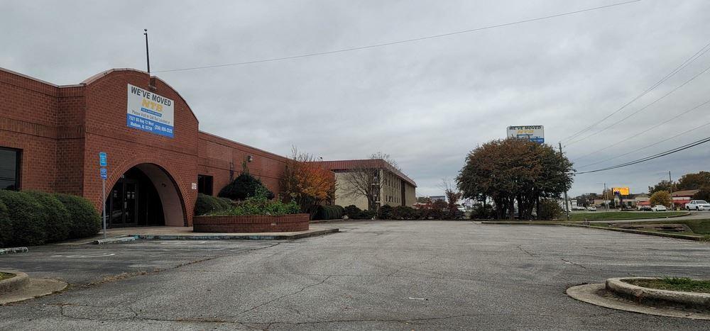 Former NTB Building