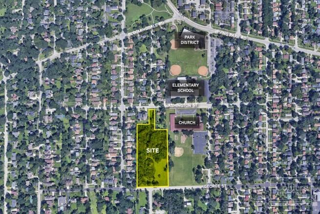 5.37 Acres Vacant Land Available for Sale in Itasca