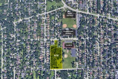 5.37 Acres Vacant Land Available for Sale in Itasca - Itasca