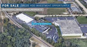 83,400 SF Available As A Value-Add Investment Opportunity in Plainfield, IL