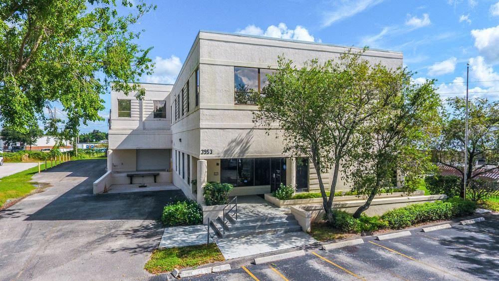 Bruner Terrace Industrial / Office Building